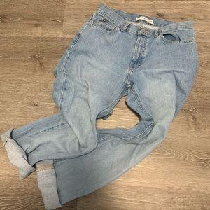 Vintage Tommy Hilfiger Lightwash Mom Jeans Size 8